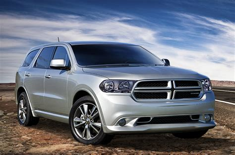 Chicago 11 2018 Dodge Durango Heat Is Basically A Less
