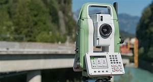 Nueva Generaci U00f3n De Estaciones Totales Manuales Leica Flexline