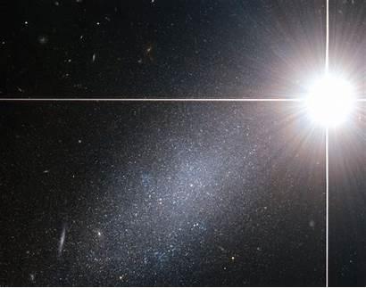 Star Bright Galaxy Hubble Stars Galaxies Draco