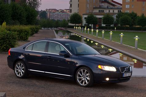 Volvo S80 2018 Pictures Volvo S80 2018 Images 4 Of 30