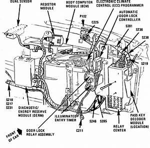 1992 Deville Intermittent Service Engine  Service Vehicle