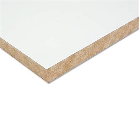 mdf platte 19 mm mdf platte mit grundierfolie wei 223 max zuschnittsma 223 2 800 x 2 050 mm st 228 rke 16 mm bauhaus