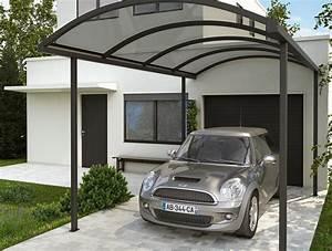 Car Port Alu : abri et carport en aluminium pour voiture camping car ~ Melissatoandfro.com Idées de Décoration