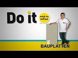 Do It Bauplatten : doit bauplatten imagefilm sd youtube ~ A.2002-acura-tl-radio.info Haus und Dekorationen