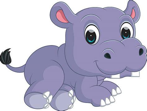 Hippo Clip Hippo Clipart Pencil And In Color Hippo Clipart