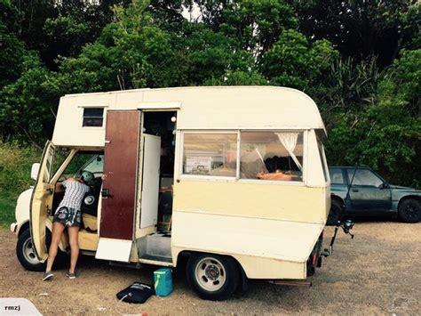 Campervan manufacturing servicing and sales. Custom 1972 Bedford Original Collectors Camper Van | Trade Me | Vintage camper trailers interior ...