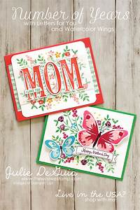 Mother's Day Card Inspiration | The Way We Stamp