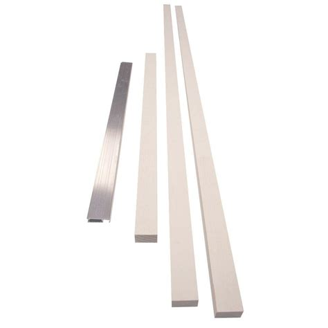 Window Sill Kit by 6 9 16 In Exterior Door Jamb Extension Kit With Mill Sill