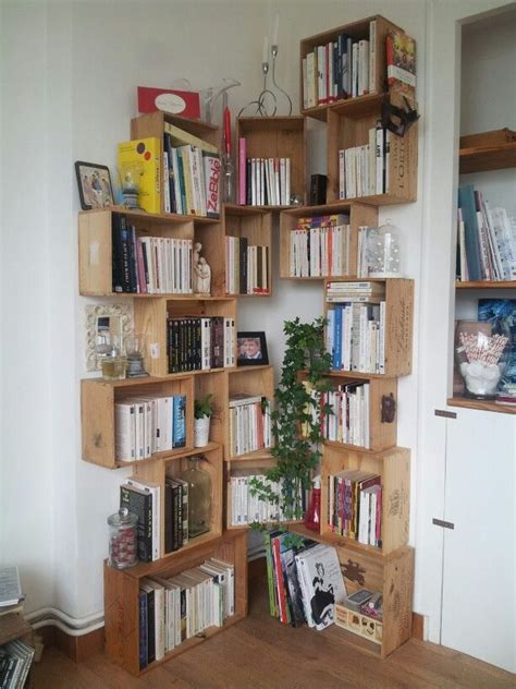 vintage bookcases for best 25 wine crates ideas on wine boxes wine 6780