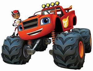 PREPARE FOR MONSTER TRUCK ADVENTURES IN BLAZE AND THE ...