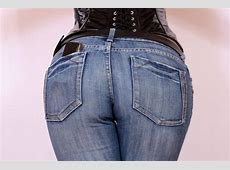 Jeans that Make Your Butt Look Bigger Yes, These Exist