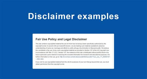 articles  disclaimers termsfeed
