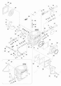 Sea Doo 1996 Gsx - Gsx  5620  Carburetor Mag