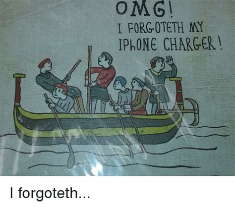 charger iphone funny forg omc meme