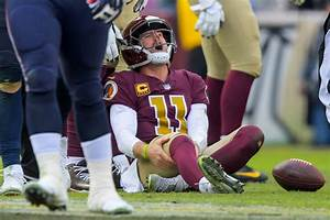 Redskins' Alex Smith dealing with surgical complications ...