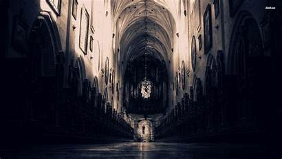 Gothic Church Wallpapers Wallpapercave