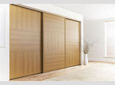 Sliding Wardrobe Doors for Luxury Bedroom Design