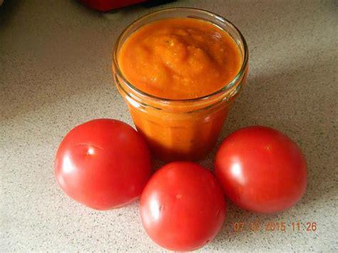 coulis de tomate maison recette de coulis de tomates maison par mimine59