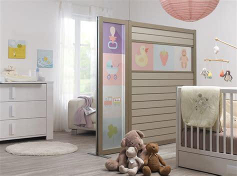 separation chambre parents bebe cloison pour chambre cloison astuce n4 des portes
