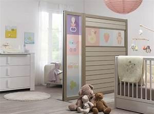 Paravent Chambre Bébé : coin b b dans la chambre des parents ~ Teatrodelosmanantiales.com Idées de Décoration