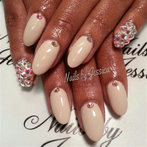 almond nails design almond shaped nail designs nails by