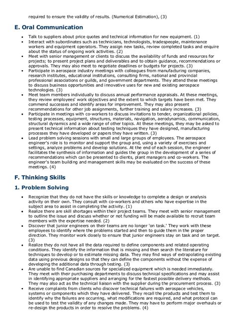 Aerospace Resume Writers by Aviation Resume Writing Service