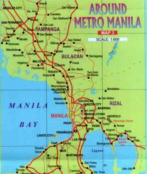 tourist spots   philippines metro manila  environs