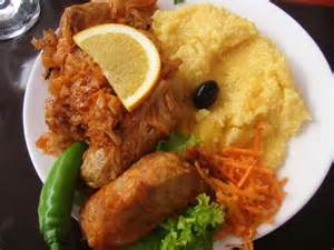 Cuisine Roumaine Mamaliga by Cabbage Rolls Sarmale Traditions Across Europe An