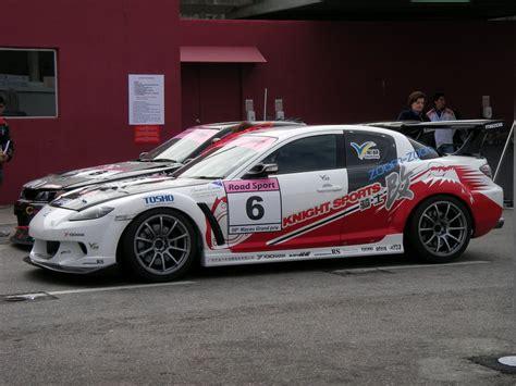 mazda rx 8 cool mazda rx 8 race car by macaustar on deviantart