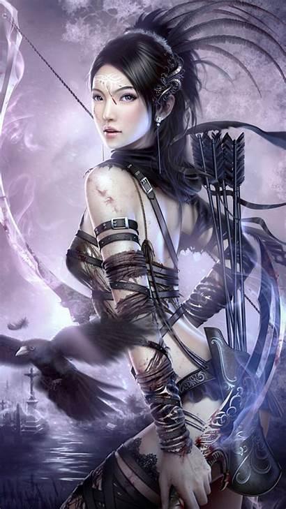 Princess Fantasy Archer