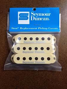 Seymour Duncan Custom Staggered Strat Creamset Ssl