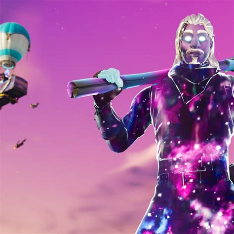 Here are the patch notes for this brand new update including the start of season 8. 2048x2048 Galaxy Man Fortnite Season 6 4K Ipad Air HD 4k Wallpapers, Images, Backgrounds, Photos ...