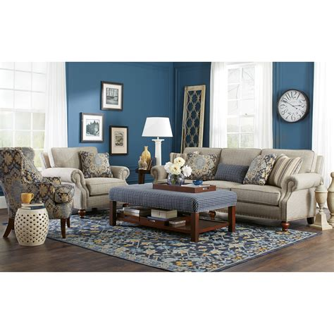 Furniture Row Living Room Groups by Craftmaster Betsy Living Room Belfort Furniture