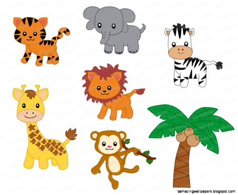 Baby Animation Wallpaper Free - baby forest animal clipart amazing wallpapers free clipart