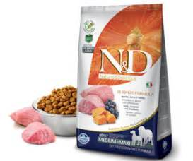 sample  farmina dog cat food ftm