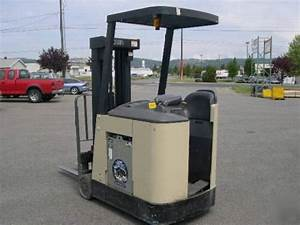 Crown Rc Model Electric Forklift