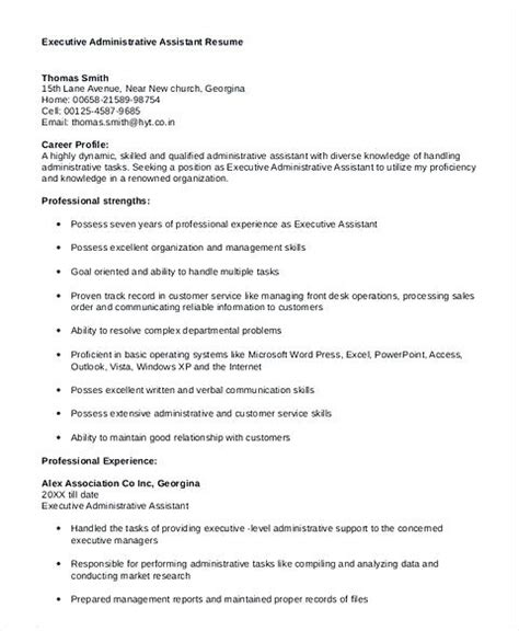 Some Resume Samples  Letters  Free Sample Letters