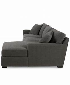 Radley 3 piece fabric chaise sectional sofa furniture for Radley 5 piece fabric sectional sofa
