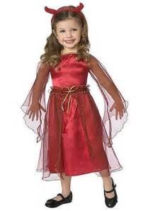 Toddler Girl Halloween Costumes Devil