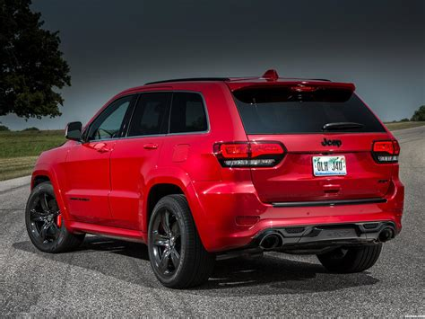 jeep grand cherokee srt red fotos de jeep srt grand cherokee red vapor wk2 2014 foto 5