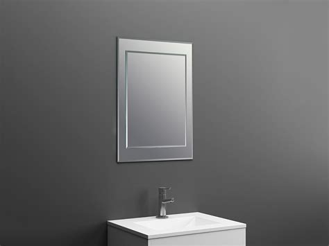 Clara 50 Mirror  Mylife Bathrooms