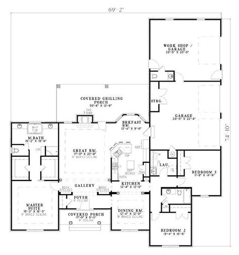 house floor plans ranch 1531432floorplanfirststory 1000 large ranch style house