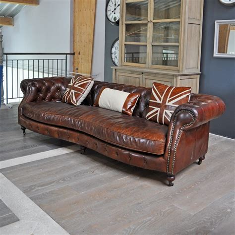 canapé chesterfield canape chesterfield dialma brown