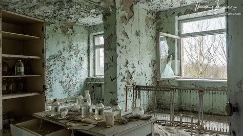 Radioactive basement of hospital 126. What Chernobyl looks like today: the Chernobyl disaster in ...