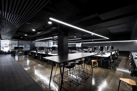 open space bureau modern architecture office promotes task oriented design
