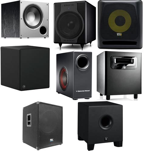 Best Subwoofer The Best Studio Subwoofers The Wire Realm