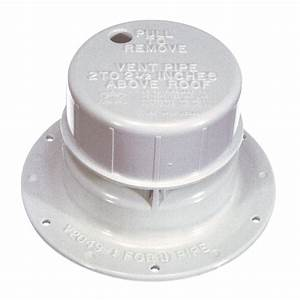 Mobile Home  Rv Plastic Vent Cap