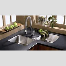 Küchenspüle  Die Richtige Spüle Für Die Küche Kaufen
