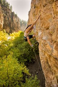 Mountain Rock Climbing Women