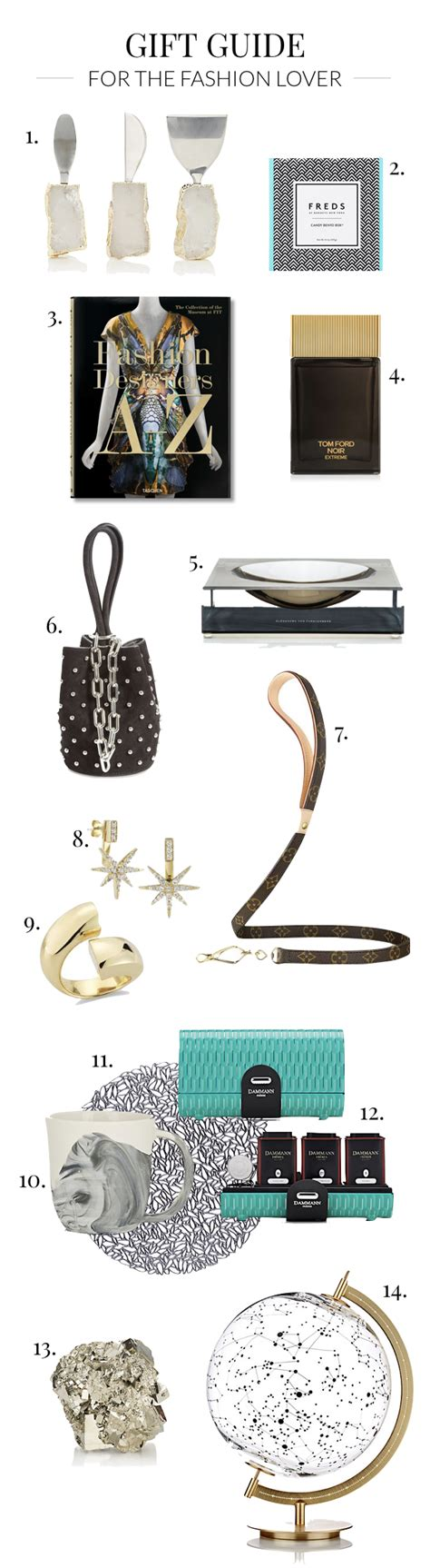gifts for fashion designers 2016 gift guide fashion lover pulp design studios